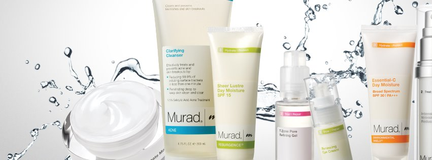 Murad Skin Care Products | For Sale At Andrea's Skin Care Andover MA
